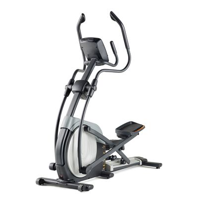 NordicTrack E9.5 Elliptical Cross Trainer 2014 Front View