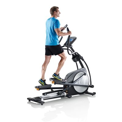 NordicTrack E9.5 Elliptical Cross Trainer 2014 Training Man