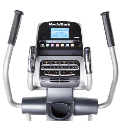 NordicTrack E9.5 Elliptical Cross Trainer - Console
