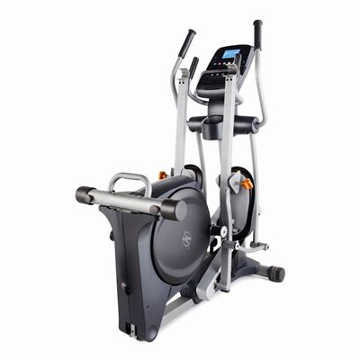 NordicTrack E9.5 Elliptical Cross Trainer - Folded