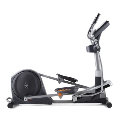 NordicTrack E9.5 Elliptical Cross Trainer - Side View