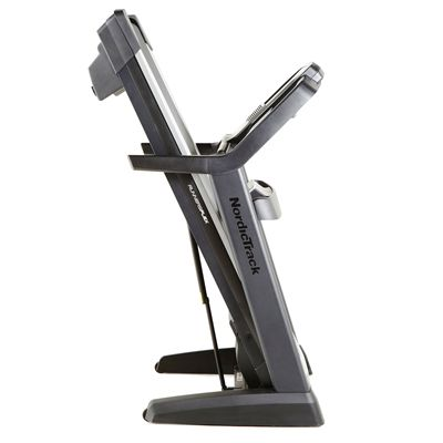 NordicTrack Elite 1500 Treadmill - Folded