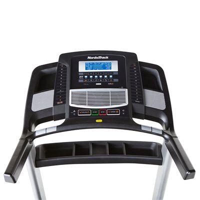 NordicTrack Elite 1500 Treadmill - Console