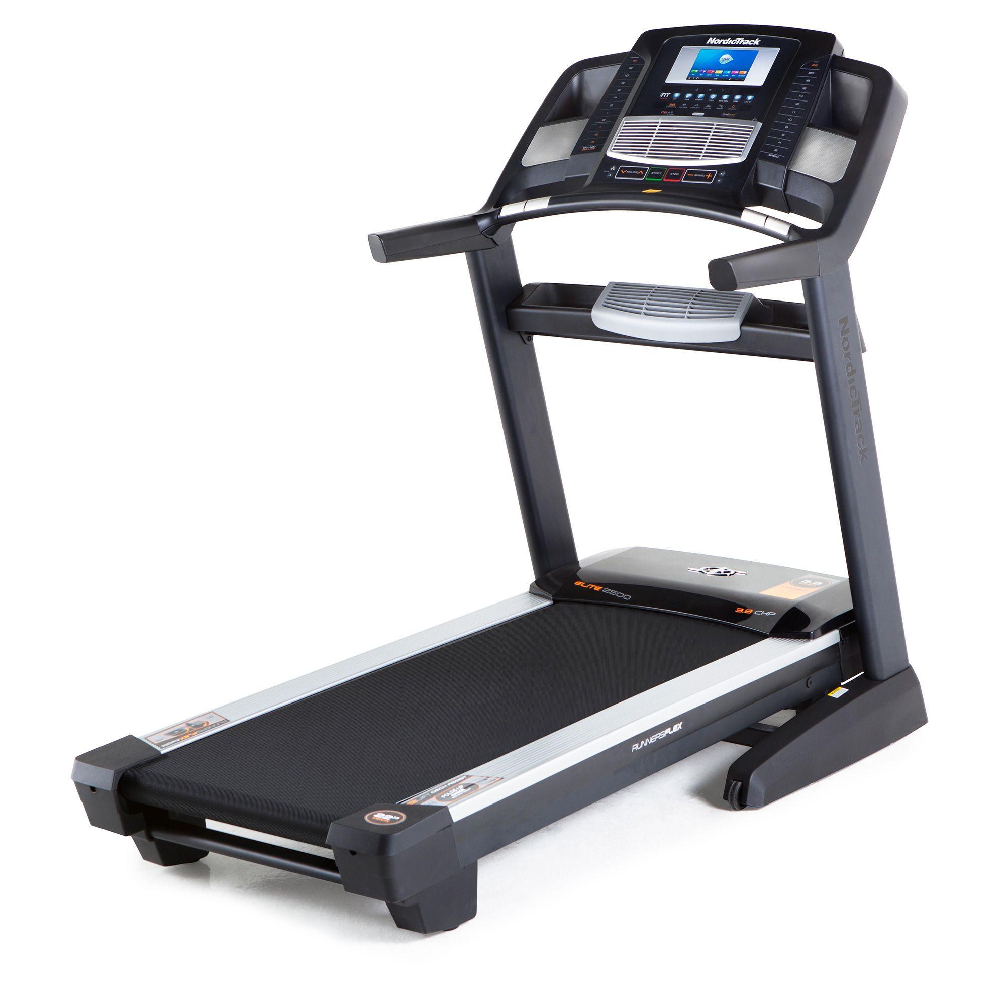 Sole Treadmill Order Tracking: NordicTrack Elite 2500 Treadmill