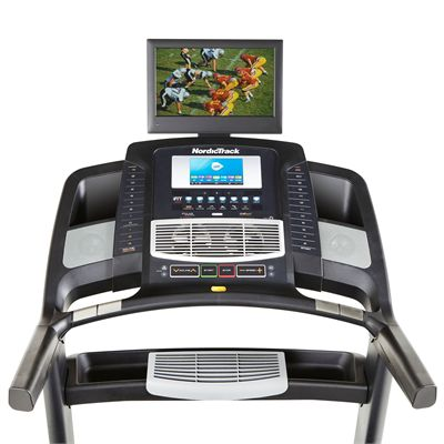 NordicTrack Elite 4000 Treadmill - Console