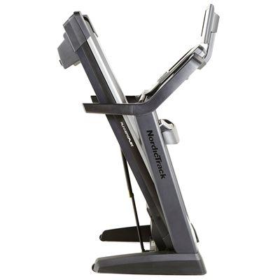 NordicTrack Elite 4000 Treadmill - Folded