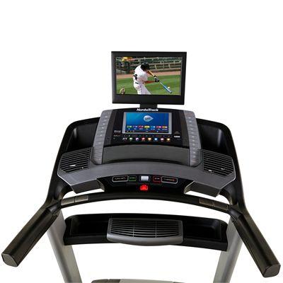 NordicTrack Elite 5000 Treadmill-Console