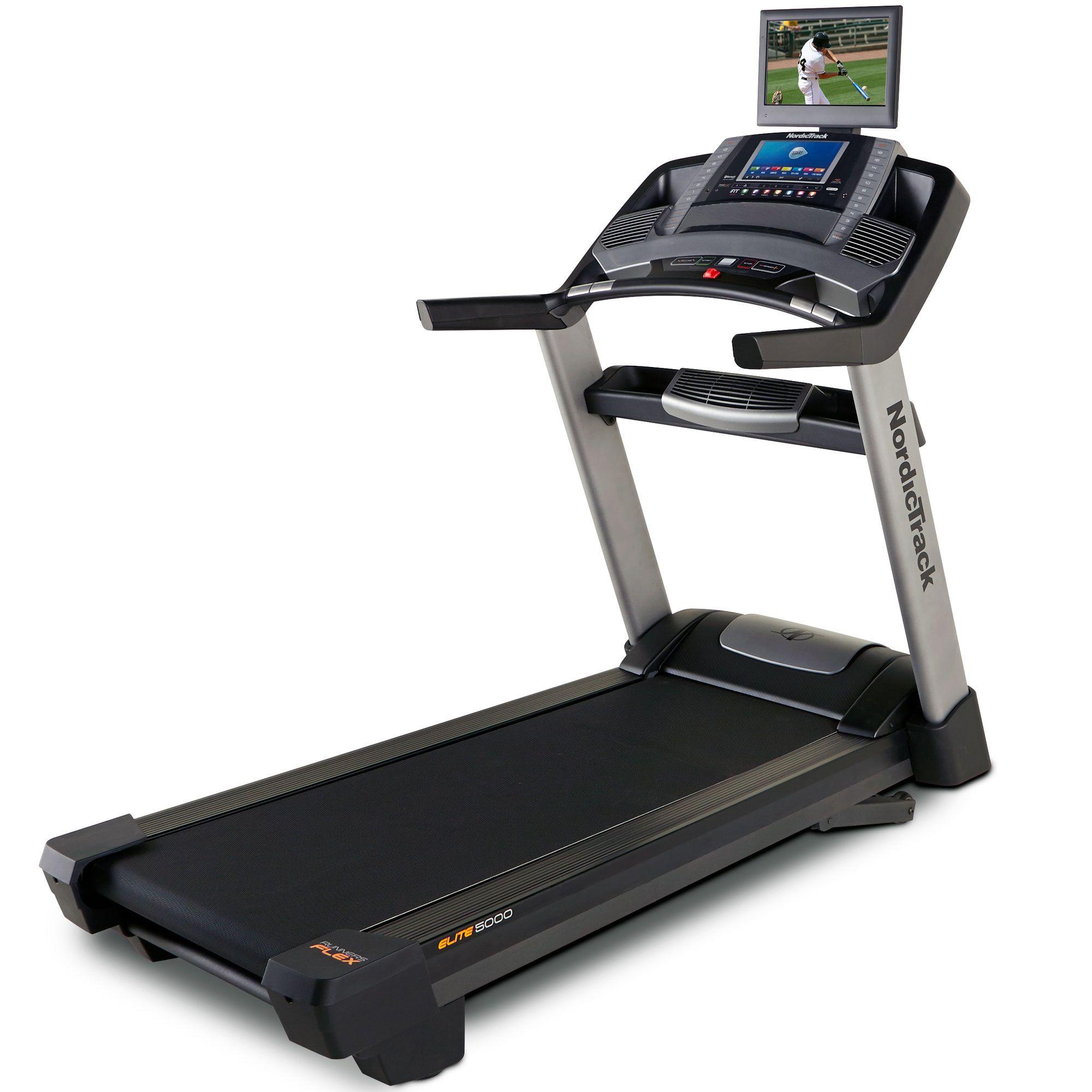 Treadmill Lubricant Nordictrack: NordicTrack Elite 5000 Treadmill