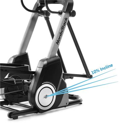 NordicTrack FS7i FreeStride Trainer 2019 - Incline