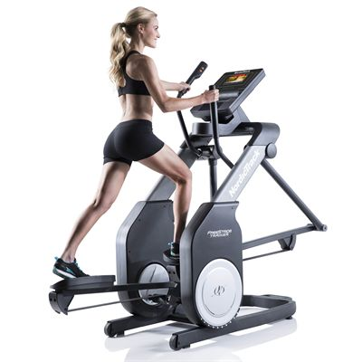 NordicTrack FS7i FreeStride Trainer - In Use