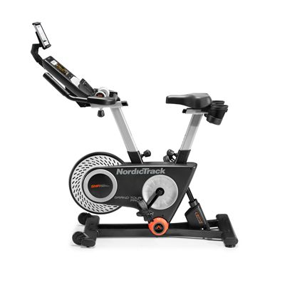 NordicTrack Grand Tour Pro Indoor Cycle - Side