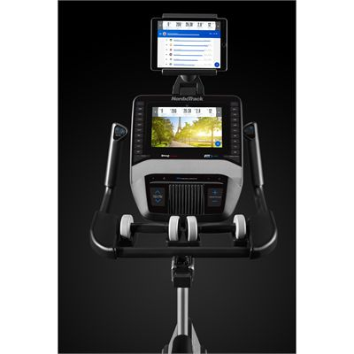 NordicTrack Grand Tour Pro Indoor Cycle console