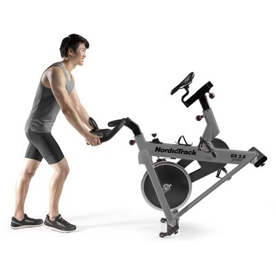 NordicTrack GX 3.9 Sport Indoor Cycle 2019 - Transport Wheels