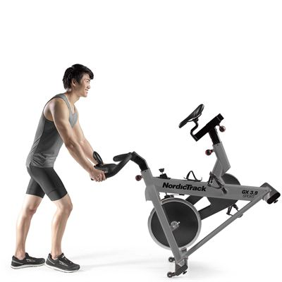 NordicTrack GX 3.9 Sport Indoor Cycle - Wheels
