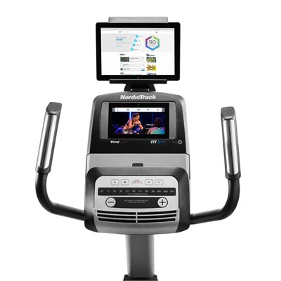NordicTrack GX 4.6 Pro Exercise Bike - Tablet