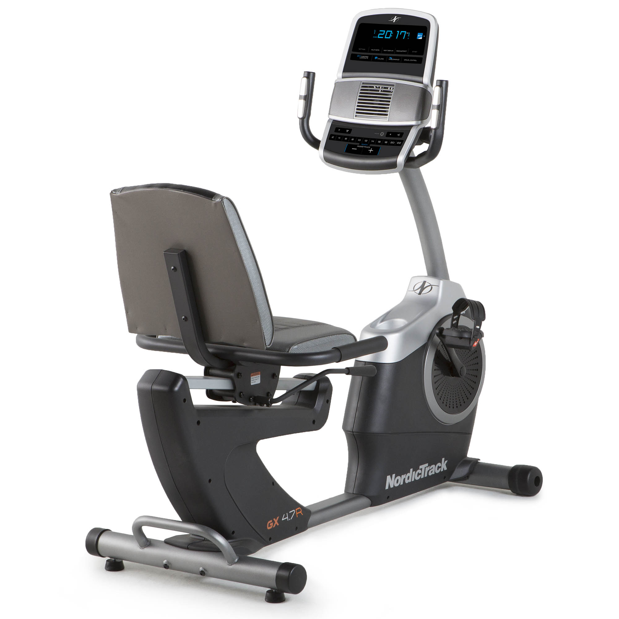 NordicTrack GX 4.7R Recumbent Exercise Bike