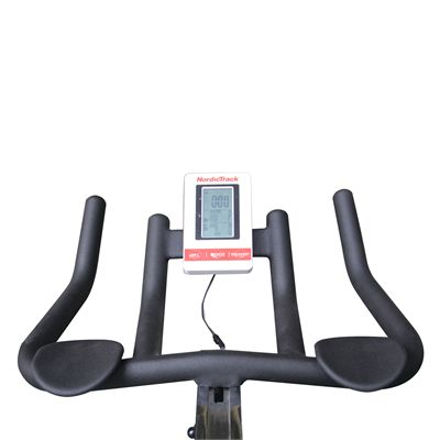 NordicTrack GX 7.0 Indoor Cycle - White - Console
