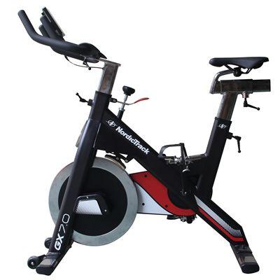 NordicTrack GX 7.0 Indoor Cycle - Black - Side