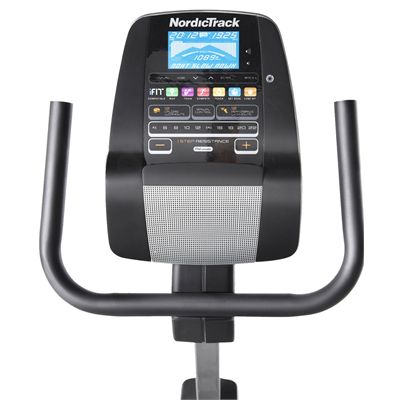 NordicTrack GXR 4.2 Recumbent Exercise Bike - Console