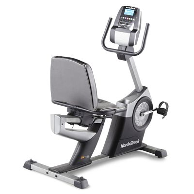 NordicTrack GXR 4.2 Recumbent Exercise Bike