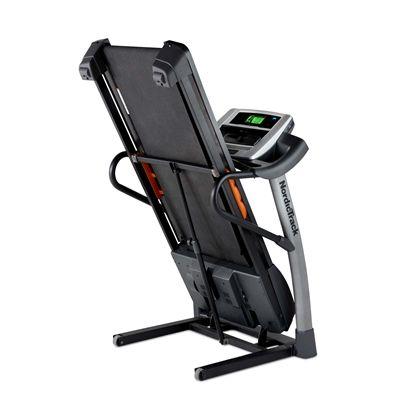 NordicTrack T14.0 Treadmill - Folded