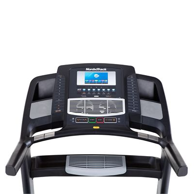 NordicTrack Elite 2500 Treadmill - Console