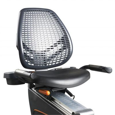 NordicTrack R110 Recumbent Bike Seat View