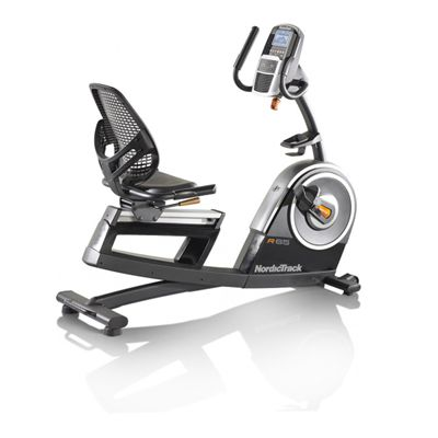 NordicTrack R65 Recumbent Bike Side View