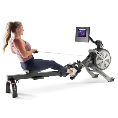 NordicTrack RW600 Rowing Machine - In Use