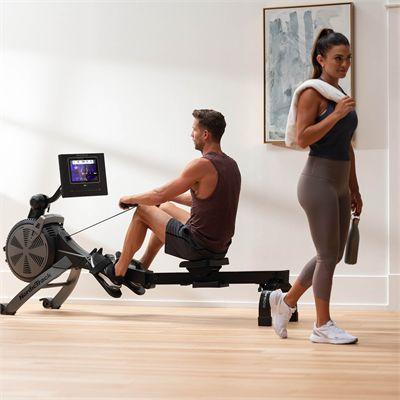 NordicTrack RW600 Rowing Machine - Lifestyle3