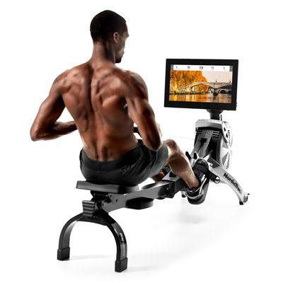 NordicTrack RW 900 Rowing Machine - In Use2