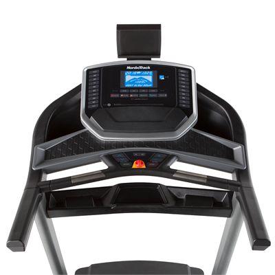 NordicTrack S20 Treadmill  - Console