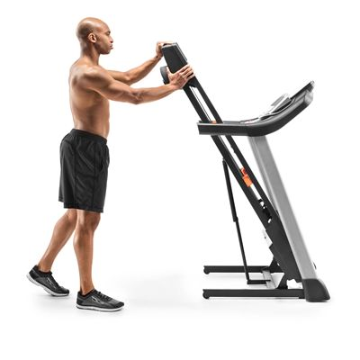 NordicTrack S25 Treadmill - Folded