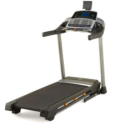 NordicTrack T10.0 Treadmill-Back