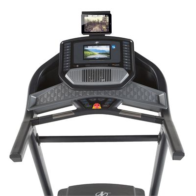 NordicTrack T12.0 Treadmill - Console