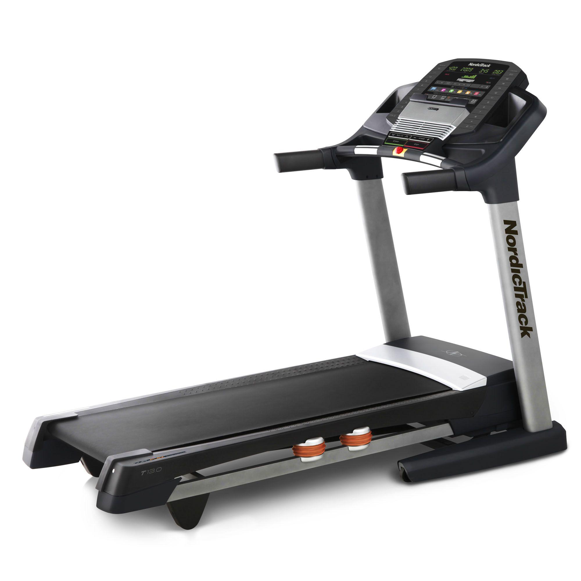 Treadmill Lubricant Nordictrack: NordicTrack T13.0 Treadmill