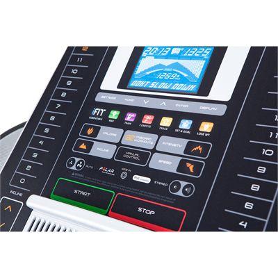 NordicTrack T13.5 Treadmill - Console Close View