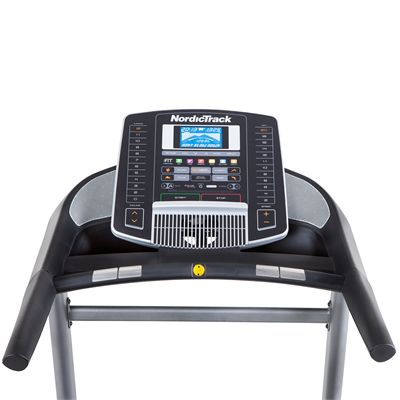 NordicTrack T13.5 Treadmill - Console View