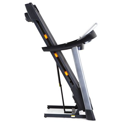 NordicTrack T13.5 Treadmill - Folded