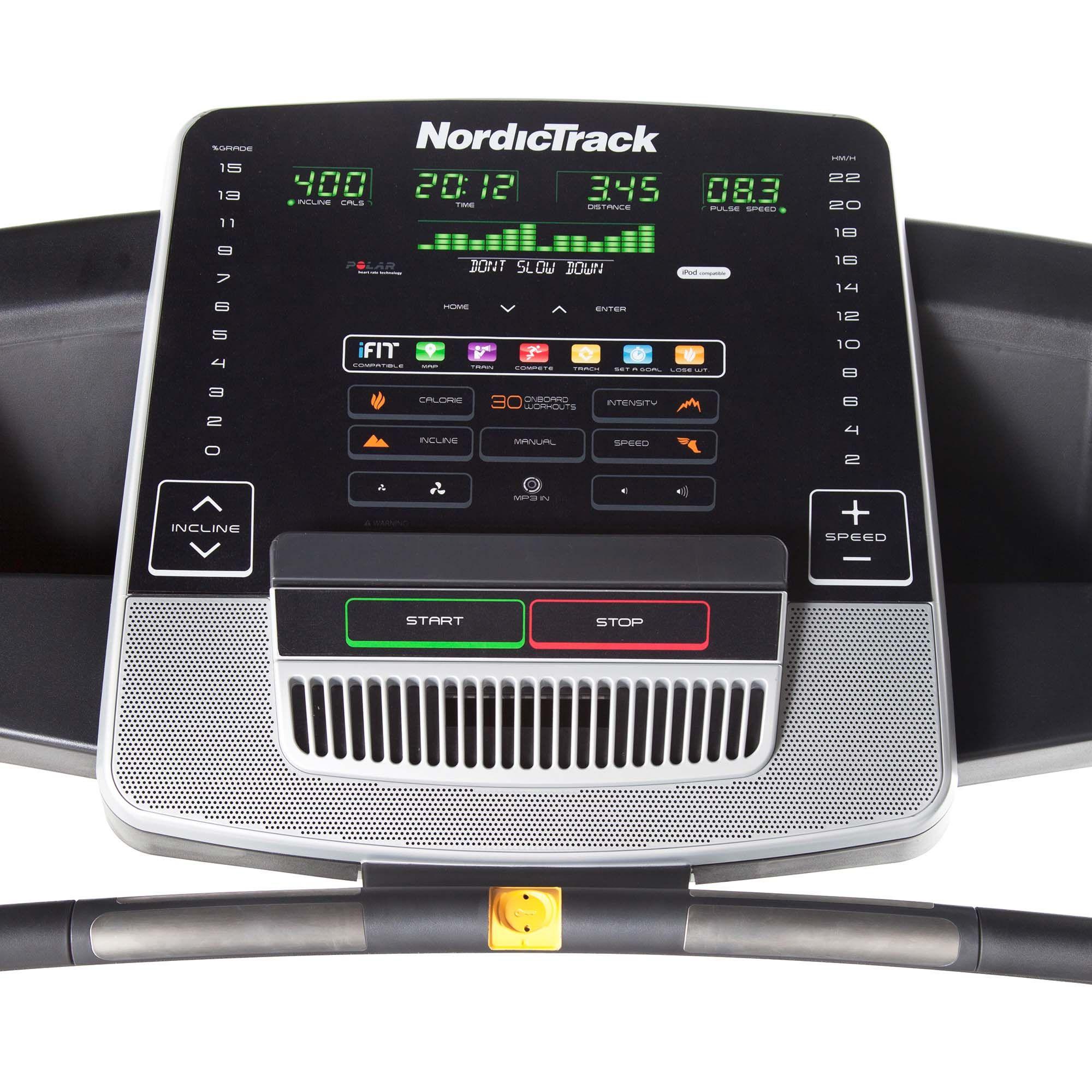 Nordictrack T14 Treadmill: NordicTrack T14.2 Treadmill