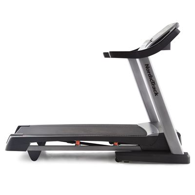 NordicTrack T14.2 Treadmill - side view