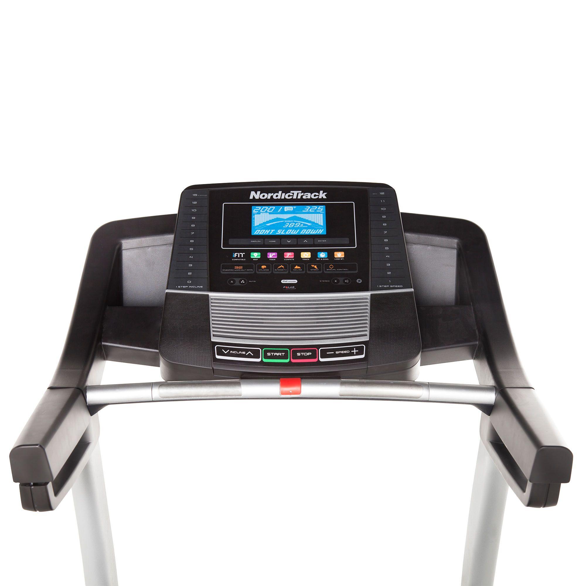 Treadmill Lubricant Nordictrack: NordicTrack T16.0 Treadmill