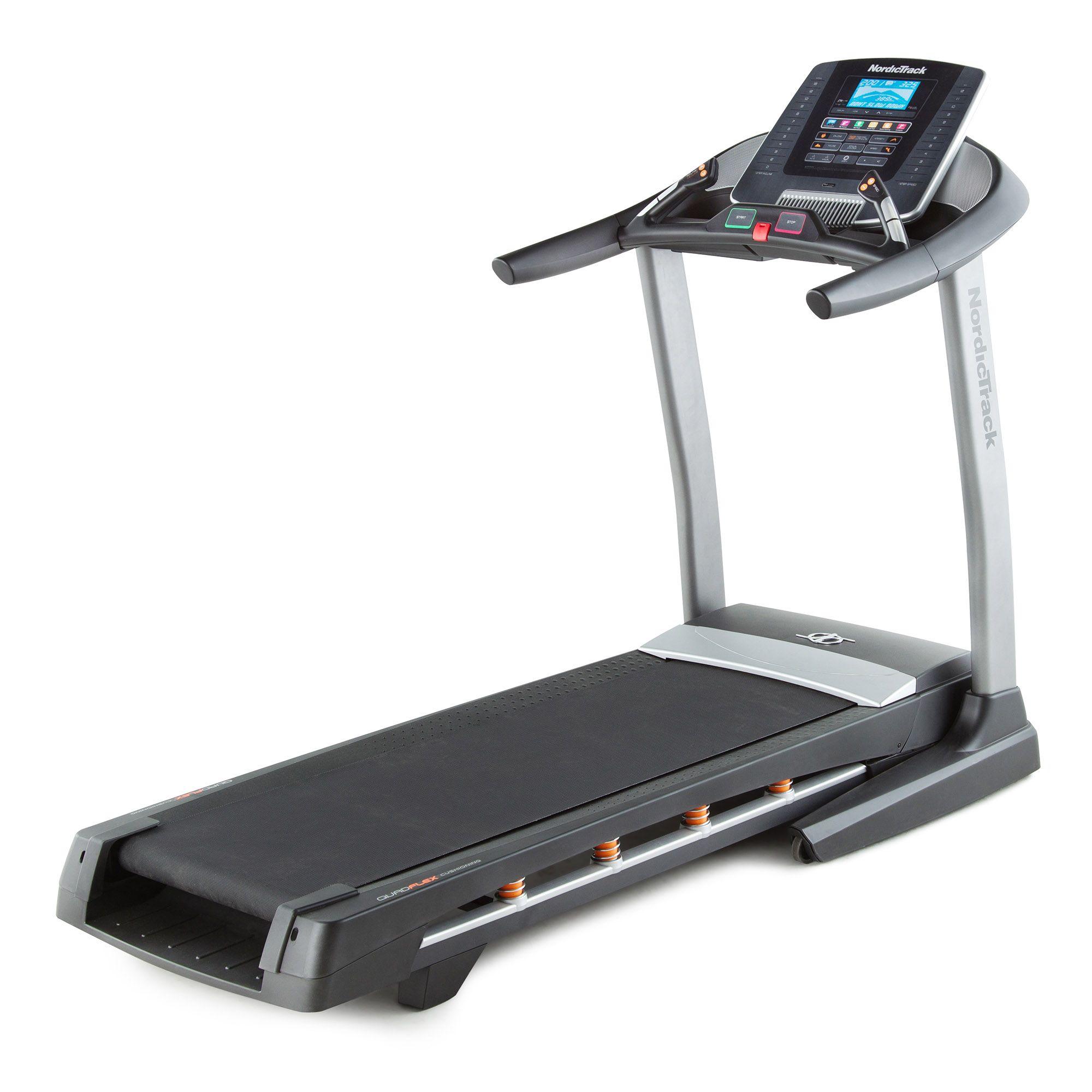 A treadmill as a gift