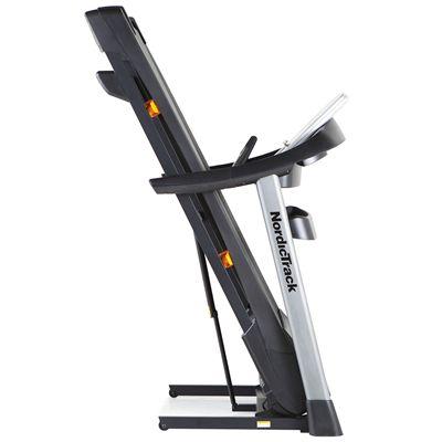 NordicTrack T17.5 Treadmill - Folded