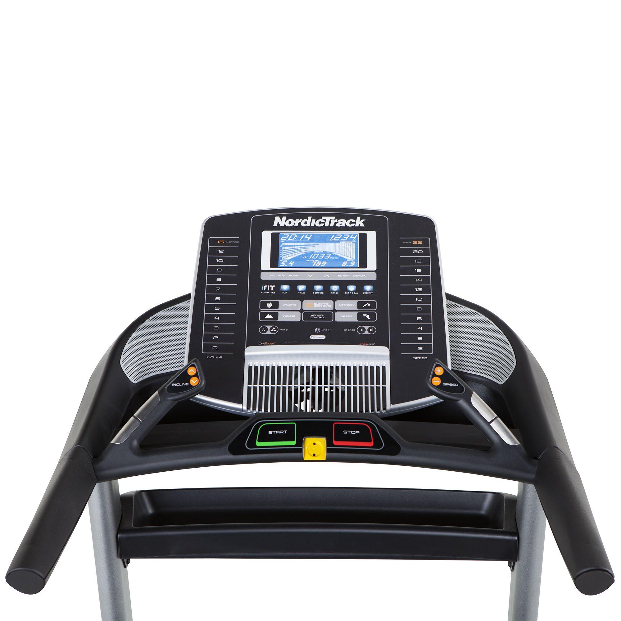 Treadmill Lubricant Nordictrack: NordicTrack T17.5 Treadmill