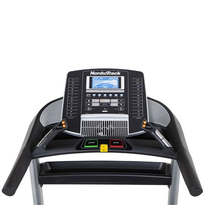 NordicTrack T17.5 Treadmill - Console