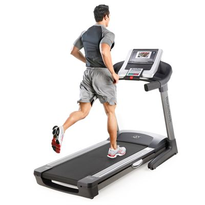 Nordictrack T19.0 Treadmill In Use
