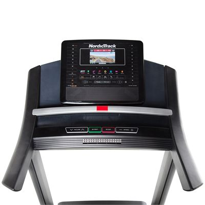 NordicTrack T22.5 Treadmill Console View Image