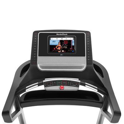 NordicTrack T8.5S Treadmill - Console