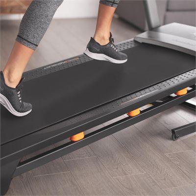 NordicTrack T8.5S Treadmill - Deck Zoom